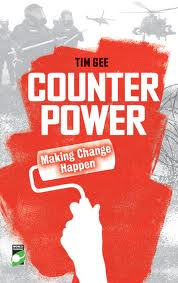 Cover of Tim Gee's book 'Counter Power: Making Change Happen'