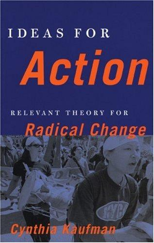 """Image of the book cover """"Ideas for Action"""""""