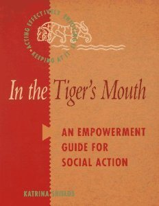 Cover of 'In the Tigers Mouth'.