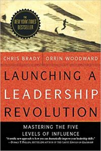 Cover of 'Launching a Leadership Revolution'.
