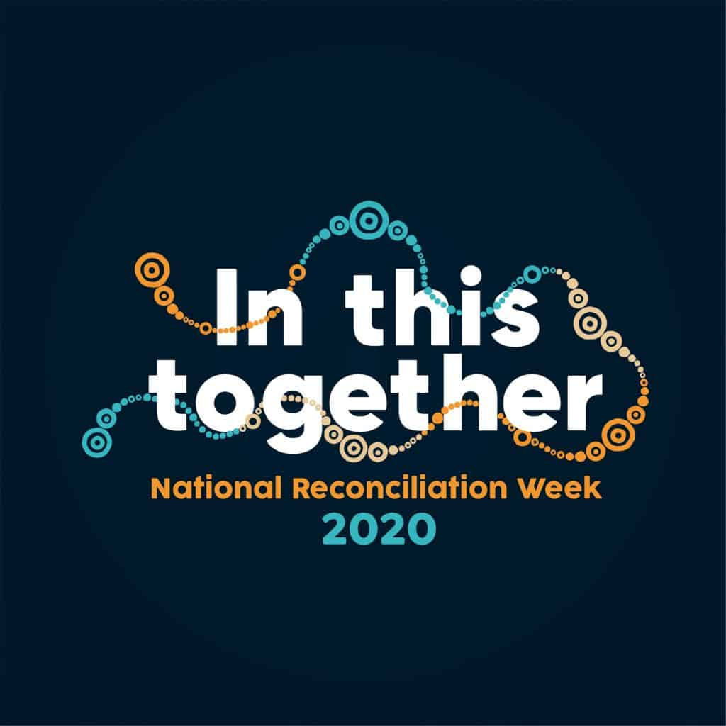 Reconciliation Week 2020 logo