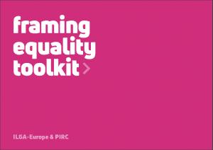 Framing Equality Toolkit