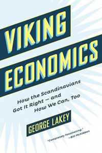 book cover of viking economics