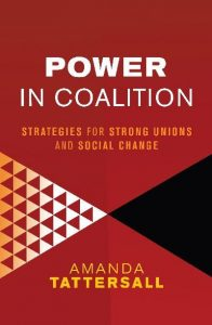 Front cover of Power in Coalition by Amanda Tattersall.