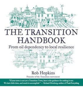 front cover of The Transition Handbook